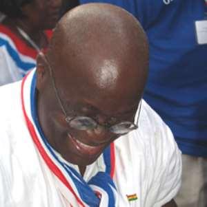 Akufo-Addo congratulates Mahama, announces running mate in August