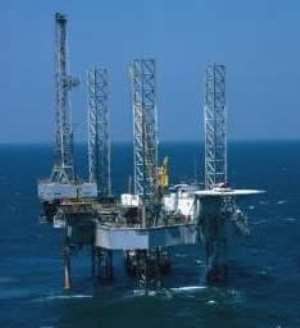 Ghana exports 60,000 barrels of oil per day in 2010