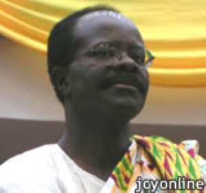 Nduom calls for peace during elections 2008