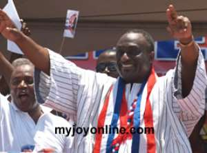 Central Region NPP appeals to Alan