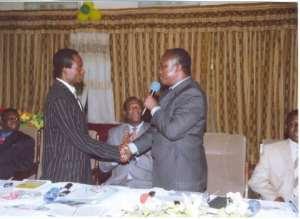 Outgoing Chairman Advises EC