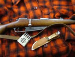 Cop, others, arrested over AK 47