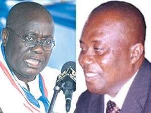 Nana Addo`s tour turns sour.. SEFWI WELCOMES NPP WITH DEMO... fuming group calls for deputy Minister`s head