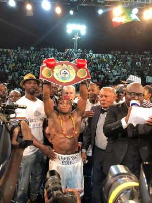 Isaac Dogboe Makes History, Becomes Ghana's Youngest World Champion
