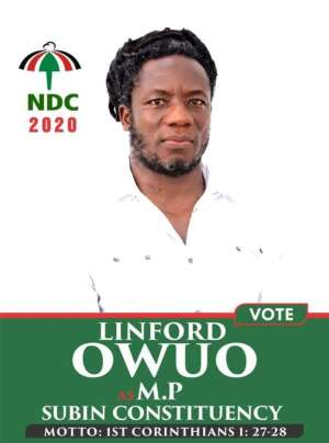 NDC Candidate For Subin Constituency Reported Dead