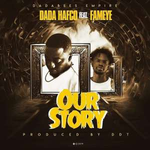 [Music Video] Dada Hafco, Fameye Tell Their Story In New Song