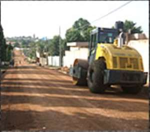 Work on Mallam–Tetteh Quarshie road begins on Friday