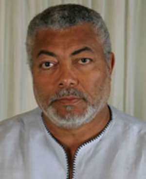 No one in NDC can gag me - Rawlings