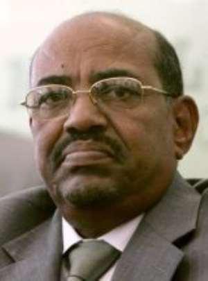 Sudanese President Al-Bashir in Accra for ACP summit