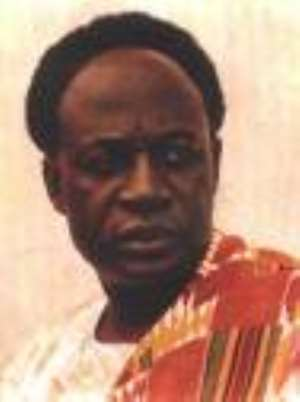 Nkrumah brooded over Ghanaians' plight even in exile - Toure's Wife