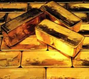 Ghana's gold reserves intact