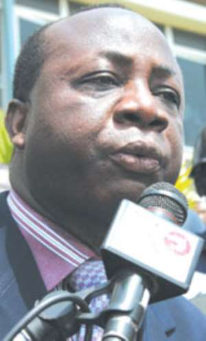 CPP denies annulling Blay`s election