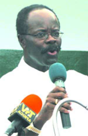 Rumbustious CPP charges on NPP, NDC... for attempting to divide nation