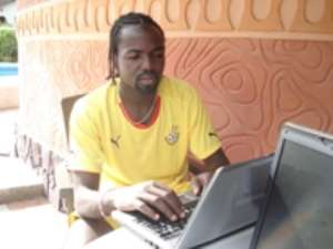 Exclusive: LIVE chat with PrinceTagoe