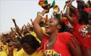 Ghana set to crush Lesotho