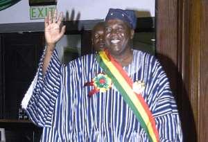 Ghana's Veep Receives Golden Star Of Africa Award