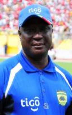 Kotoko suspend head coach