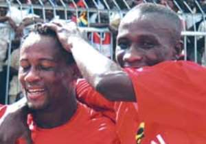 Kotoko confirms dominance over Hearts