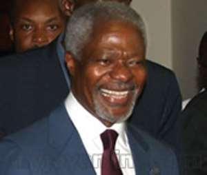 Annan backs Kenya violence probe