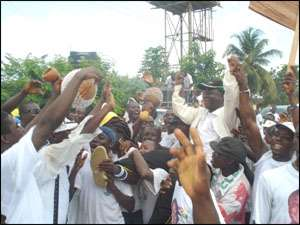NPP Joins CPP At Ellembelle
