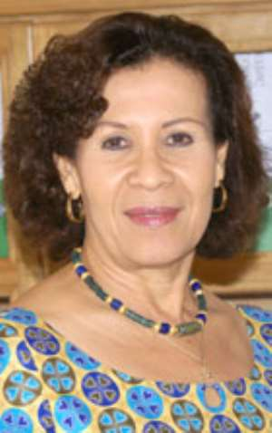 Accra to become 'star of Ghana` under a CPP gov`t –Mrs. Nduom