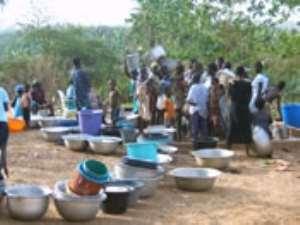 13.3 million Euros loan for Kasoa Water project