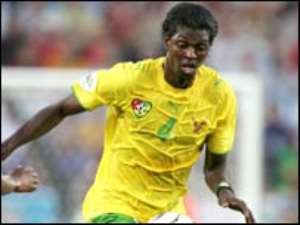 Essien out, Ade leads Africa