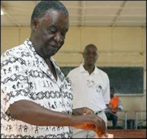 Zambian Candidate Claims Rigging