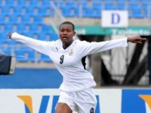 Black Maidens fall to Germany