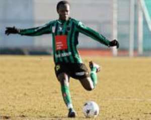 Ghana coach denies Arthur claims