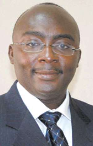 Upper East chiefs give Dr. Bawumia warm reception