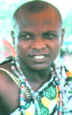 Volta House of Chiefs has only  five members… Agave Paramount Chief protests against convention