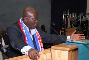 Akufo-Addo: NDC cannot be trusted to fight corruption