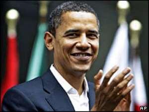 poem: Barack Obama, son of Africa