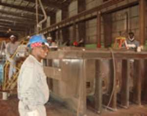 An integrated aluminum industry to be built in Ghana?