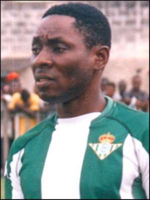 Gambia'05: Ghana coach not scared of Nigeria