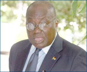 Akufo-Addo Leads Polls