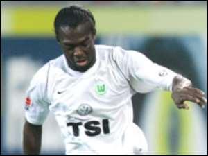 Trio recalled for Ghana duty