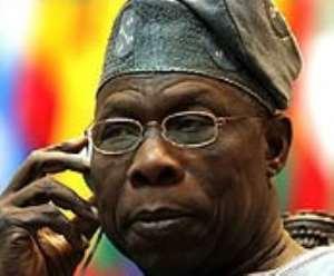 Obasanjo to meet DR Congo rebels
