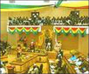 Parliament Approves 2009 Expenditure