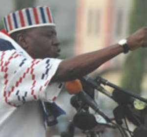 Why they preferred Akuffo-Addo to Aliu Mahama?