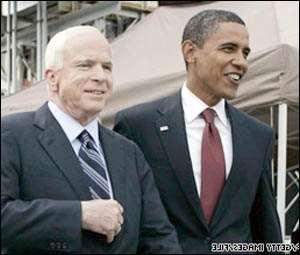 Obama, McCain Meet Face-To-Face