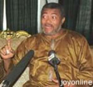 Rawlings chosen to be a man of God - Rev. Minister