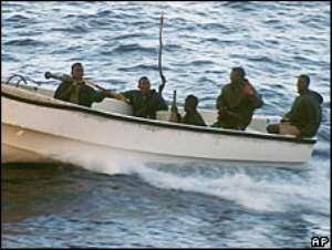 Ghanaian on hijacked ship