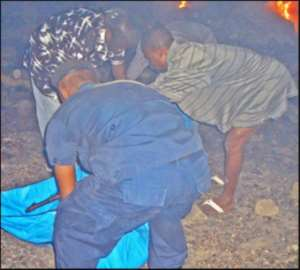 6 killed•In Explosion