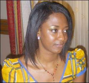 Vote For Frances Takyi-Mensah