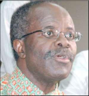 Nduom's Man Quits