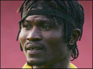 Hearts boss not angry at Laryea