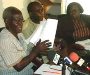 Improper vote transfers can be reversed – Afari-Gyan