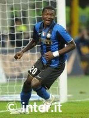 Muntari secures Inter victory